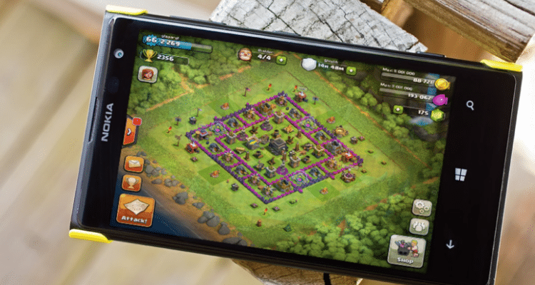 Download Clash of Clans For Windows Mobile Phone Free Without Survey 2018